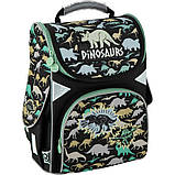 Рюкзак GoPack Education каркасний 5001-12 Dinosaurs  44598, фото 2