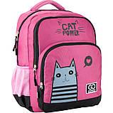 Рюкзак GoPack Education 113-1 Meow  44604, фото 2