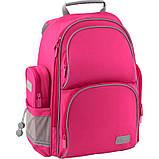 Рюкзак шкільний Kite Education 702-1 Smart рожевий |39981, фото 3