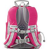 Рюкзак шкільний Kite Education 702-1 Smart рожевий |39981, фото 7