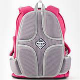 Рюкзак шкільний Kite Education 702-1 Smart рожевий |39981, фото 8