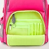 Рюкзак шкільний Kite Education 702-1 Smart рожевий |39981, фото 9