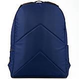 Рюкзак GoPack Сity 156-2 синий  44657, фото 5