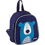 Рюкзак Kite Kids 538-4 Blue bear  44554, фото 2