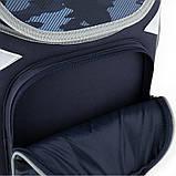 Рюкзак школьный GoPack Education ортопедический ортопедический каркасный для первоклассника с ортопедической спинкой 5001-16 Adventure  44602, фото 3