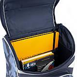 Рюкзак школьный GoPack Education ортопедический ортопедический каркасный для первоклассника с ортопедической спинкой 5001-16 Adventure  44602, фото 7