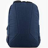 Рюкзак GoPack Сity 157-2 синий |44660, фото 5