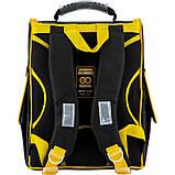 Рюкзак GoPack Education каркасний 5001-9 Spider |44595, фото 5