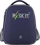Рюкзак Kite Education каркасний 531 Rock it |44329, фото 7