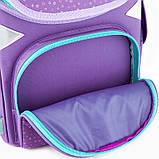 Рюкзак шкільний GoPack Education ортопедичний для першокласника з ортопедичною спинкою каркасний, фото 3