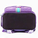 Рюкзак шкільний GoPack Education ортопедичний для першокласника з ортопедичною спинкою каркасний, фото 4