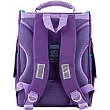 Рюкзак шкільний GoPack Education ортопедичний для першокласника з ортопедичною спинкою каркасний, фото 5