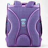 Рюкзак шкільний GoPack Education ортопедичний для першокласника з ортопедичною спинкою каркасний, фото 6