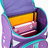 Рюкзак шкільний GoPack Education ортопедичний для першокласника з ортопедичною спинкою каркасний, фото 8