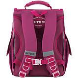 Рюкзак школьный Kite Education ортопедический ортопедический для первоклассника с ортопедической спинкой каркасный  для первоклассника с, фото 7