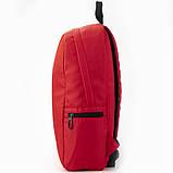 Рюкзак GoPack Сity 156-1 червоний  44656, фото 7