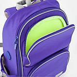 Рюкзак шкільний Kite Education 702 -3 Smart синій |39983, фото 4
