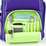 Рюкзак шкільний Kite Education 702 -3 Smart синій |39983, фото 10