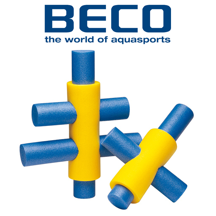 Соединитель палок для аквафитнеса BECO 9698 4 отверстия