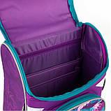Рюкзак школьный GoPack Education ортопедический ортопедический для первоклассника с ортопедической спинкой каркасный  для первоклассника с, фото 7