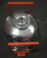 Обприскувач АТВ-50 нерж (1Т) (мотоблок, мототрактор)