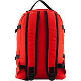 Рюкзак GoPack Сity 148-2 червоний  44650, фото 3