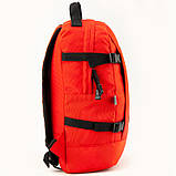Рюкзак GoPack Сity 148-2 червоний  44650, фото 5