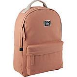Рюкзак GoPack Сity 147-1 рожевий |44644, фото 2