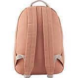 Рюкзак GoPack Сity 147-1 рожевий |44644, фото 3