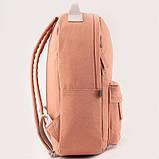 Рюкзак GoPack Сity 147-1 рожевий |44644, фото 5