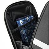 Рюкзак Kite Education для первоклассника с ортопедической спинкой каркасный  555 Хот Вилс Hot Wheels HW |44334, фото 7