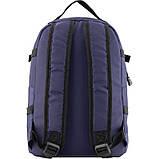 Рюкзак GoPack Сity 148-1 синий  44649, фото 3