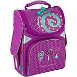 Рюкзак шкільний GoPack Education ортопедичний ортопедичний для першокласника з ортопедичною спинкою каркасний для першокласника з, фото 2