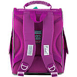 Рюкзак шкільний GoPack Education ортопедичний ортопедичний для першокласника з ортопедичною спинкою каркасний для першокласника з, фото 5