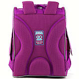 Рюкзак шкільний GoPack Education ортопедичний ортопедичний для першокласника з ортопедичною спинкою каркасний для першокласника з, фото 6