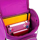 Рюкзак шкільний GoPack Education ортопедичний ортопедичний для першокласника з ортопедичною спинкою каркасний для першокласника з, фото 8