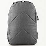 Рюкзак GoPack Сity 118-2 сірий, зелений  44621, фото 4
