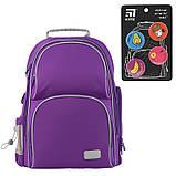 Рюкзак шкільний Kite Education 702-2 Smart фіолетовий  39982, фото 2