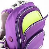 Рюкзак шкільний Kite Education 702-2 Smart фіолетовий  39982, фото 4