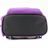 Рюкзак шкільний Kite Education 702-2 Smart фіолетовий  39982, фото 5