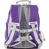 Рюкзак шкільний Kite Education 702-2 Smart фіолетовий  39982, фото 7
