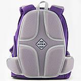 Рюкзак шкільний Kite Education 702-2 Smart фіолетовий  39982, фото 8