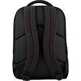 Рюкзак GoPack Сity 153-2 черный |44642, фото 3