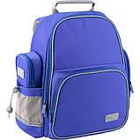 Рюкзак шкільний Kite Education 720-2 Smart синій |39987, фото 3