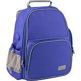 Рюкзак шкільний Kite Education 720-2 Smart синій |39987, фото 5