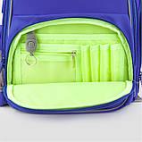 Рюкзак шкільний Kite Education 720-2 Smart синій |39987, фото 8