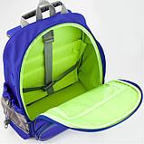 Рюкзак шкільний Kite Education 720-2 Smart синій |39987, фото 10
