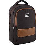 Рюкзак GoPack Сity 152-2 коричневий  44640, фото 2