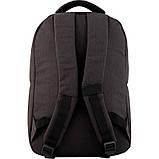 Рюкзак GoPack Сity 152-2 коричневий  44640, фото 3