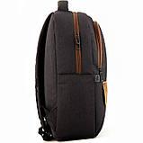 Рюкзак GoPack Сity 152-2 коричневий  44640, фото 5